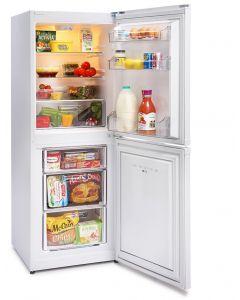 Montpellier MS152W Static Combi Fridge Freezer