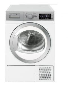 Smeg DHT81LUK 8Kg Heat Pump Dryer