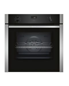 Neff B4ACF1AN0B N50 Slide + Hide Single Oven With LCD Display