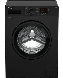 Washing Machine Dishwasher Dryer Sales ChorleyWood Loudwater Appliance Repairs Rickmansworth Watford Northwood Harrow Croxley Green Sarratt Harefield - Beko WTK72041B Freestanding Washing Machine With Digital Display