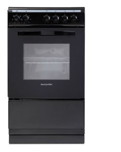Montpellier MSE50K 50Cm Single Cavity Electric Cooker