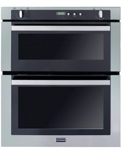 Stoves SGB700PS Built-Under Gas Double Oven