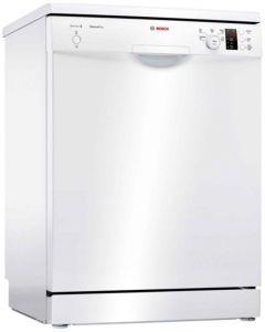 Washing Machine Dishwasher Dryer Sales ChorleyWood Loudwater Appliance Repairs Rickmansworth Watford Northwood Harrow Croxley Green Sarratt Harefield - Bosch 12 Place Setting Freestanding Dishwasher SMS25AW00G