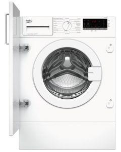 Washing Machine Dishwasher Dryer Sales ChorleyWood Loudwater Appliance Repairs Rickmansworth Watford Northwood Harrow Croxley Green Sarratt Harefield - Beko WIC74545F2 Integrated 1400 Spin 7Kg Washing Machine
