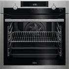 Washing Machine Dishwasher Dryer Sales ChorleyWood Loudwater Appliance Repairs Rickmansworth Watford Northwood Harrow Croxley Green Sarratt Harefield - AEG BPS55IE20M Stainless Steel Built In Electric Single Oven