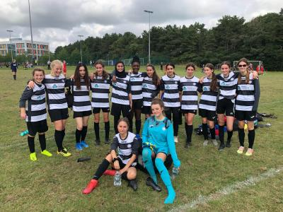 Proud Sponsors of the Under 15 Chorleywood Common Youth Girls Team